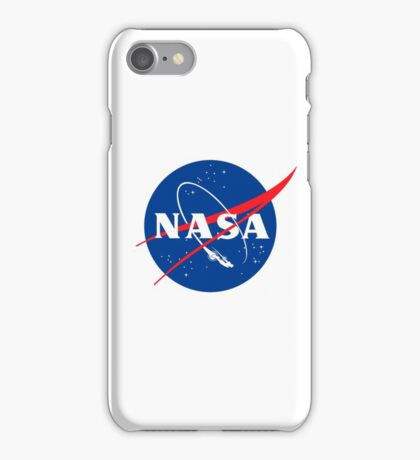 NASA IRON iPhone Case/Skin