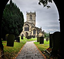 Ecclesfield Church by Mike Higgins