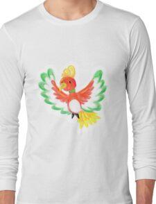 Derpy ho-oh Long Sleeve T-Shirt