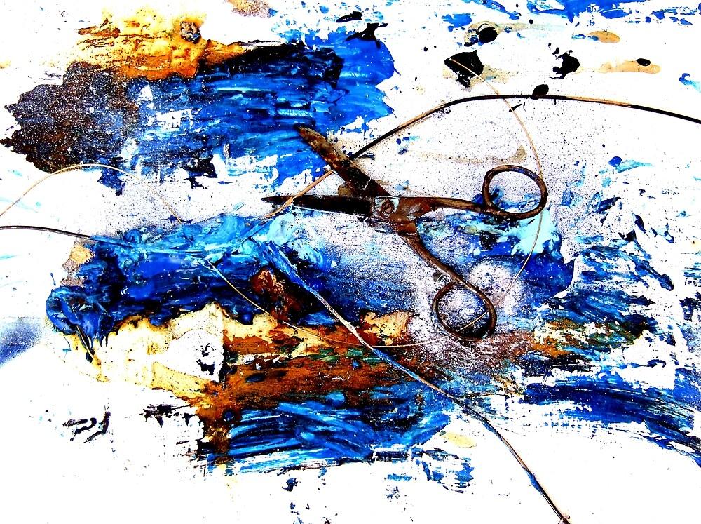 Clear Cut by Astrid Strahm