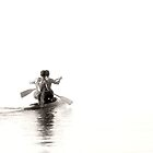 The sound of the oars by marcopuch