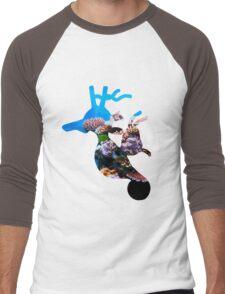 Kingdra used dive Men's Baseball ¾ T-Shirt