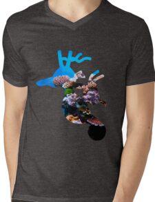 Kingdra used dive Mens V-Neck T-Shirt
