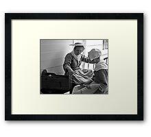 Lessons Learned Framed Print
