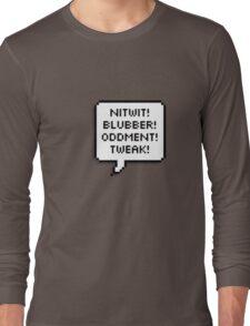 A Few Words... Long Sleeve T-Shirt