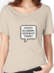 A Few Words... Women's Relaxed Fit T-Shirt