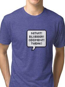 A Few Words... Tri-blend T-Shirt