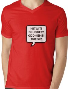 A Few Words... Mens V-Neck T-Shirt