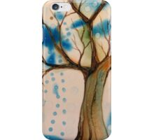 The Winter Tree iPhone Case/Skin