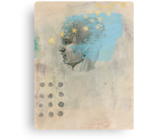 Stars Of Consciousness Metal Print