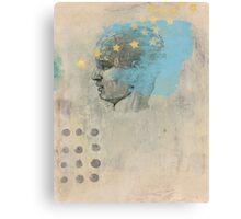 Stars Of Consciousness Canvas Print