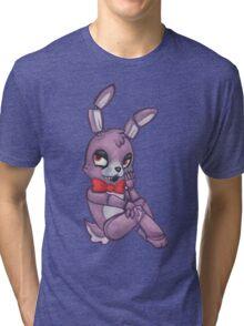 Bonnie - Five Nights at Freddy's Tri-blend T-Shirt