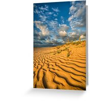 Cable Beach at Sunset Greeting Card