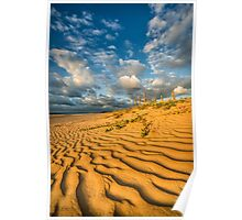 Cable Beach at Sunset Poster