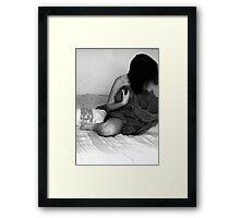 Sin Nombre Framed Print