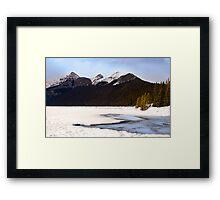 The Trek Framed Print