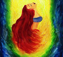 Ariel by Annalise Butler