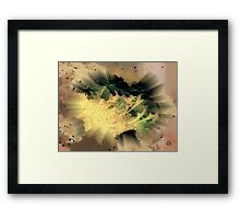 Elements Of Flight Framed Print