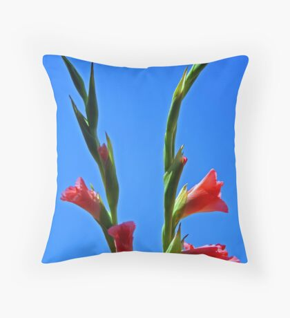 ~wait and see~ Throw Pillow