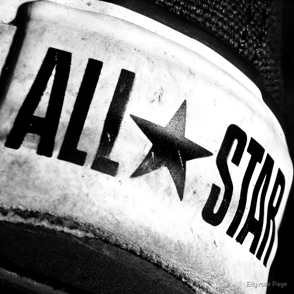 ALL STAR. by Elly rose Page