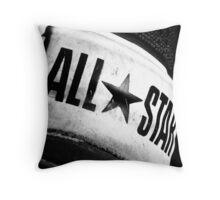 ALL STAR. Throw Pillow