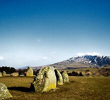 Castlerigg Stone Circle by blueyesdragon