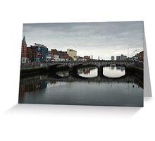 Cork in Ireland Greeting Card