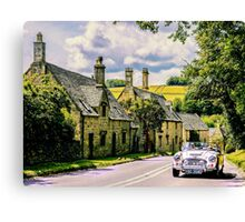Classic Cotswolds. Canvas Print