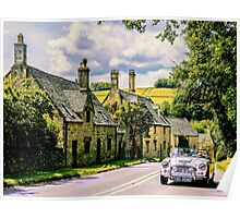 Classic Cotswolds. Poster