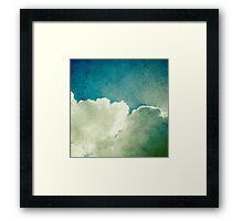 Summer Skin Framed Print