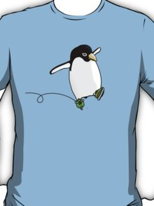 Penguin Skating T-Shirt