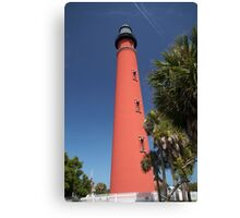 Ponce De Leon lighthouse, Florida Canvas Print