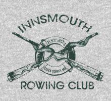 Innsmouth Rowing Club by Krkn