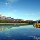 Lac Beauvert by AnnDixon