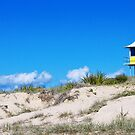 Beach Hut by Sarah Moore