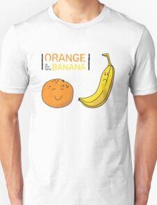 Orange is the new Banana Unisex T-Shirt