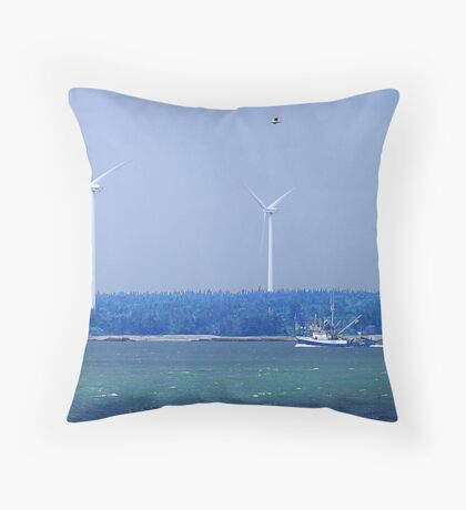 Levels of Technology Throw Pillow