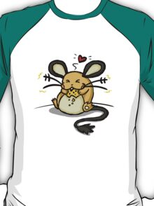Dedenne Snack Time T-Shirt