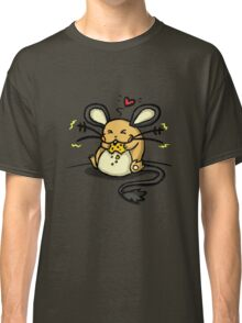 Dedenne Snack Time Classic T-Shirt