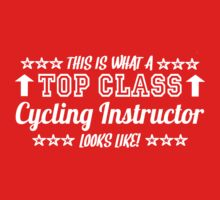 This Is What A Top Class Cycling Instructor Looks Like by Chimpocalypse