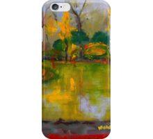 The colours of autumn, Malmsbury VIC Australia iPhone Case/Skin