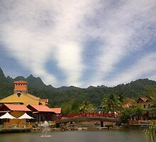 langkawi clouds by rodgethedodge