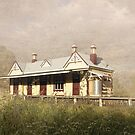 The old railway station GRENFELL  NSW by julie anne  grattan