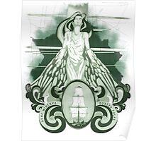 Nunc Minerva postea palas (1.0) Poster