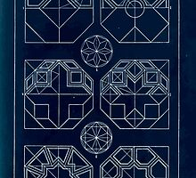 A Handbook Of Ornament With Three Hundred Plates Franz Sales Meyer 1896 0035 Geometrical Elements Octogon Subdivision Inverted by wetdryvac