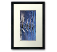 AZUL 3 Framed Print