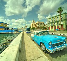 Havana Chevy  by Rob Hawkins