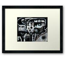 Twilight Leaders Framed Print