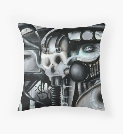 Twilight Leaders Throw Pillow