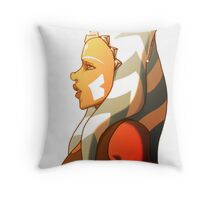 Commander Tano Throw Pillow